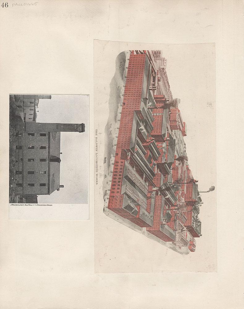 Castner Scrapbook v.15, Sundry Buildings 1, page 46