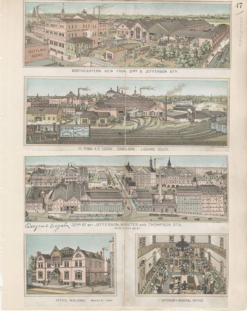Castner Scrapbook v.15, Sundry Buildings 1, page 47