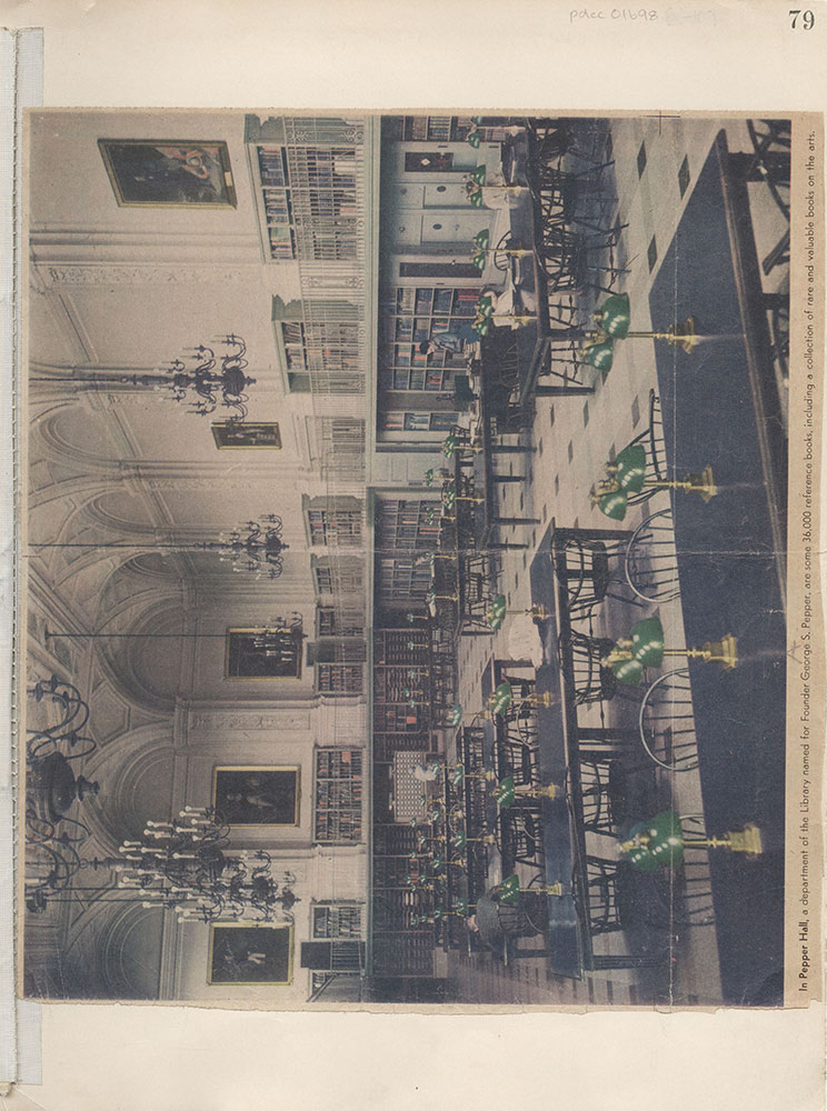 Castner Scrapbook v.15, Sundry Buildings 1, page 79