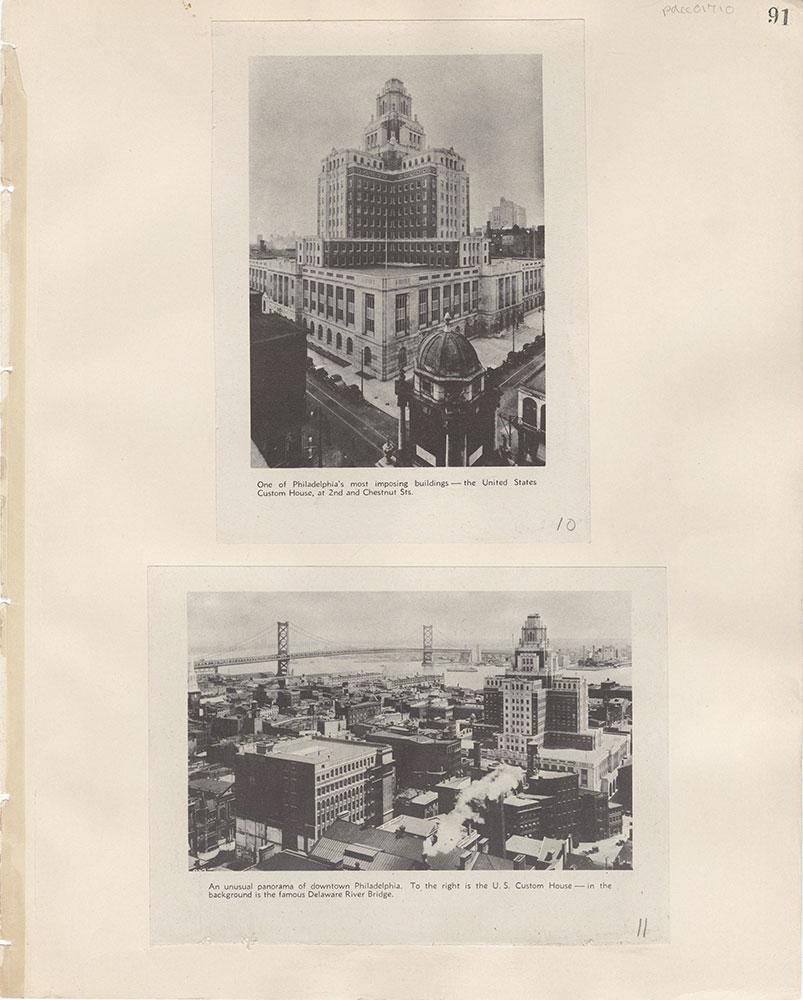 Castner Scrapbook v.15, Sundry Buildings 1, page 91