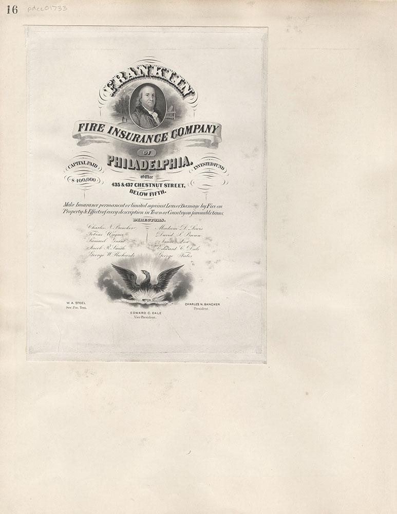 Castner Scrapbook v.16, Companies 1, page 16