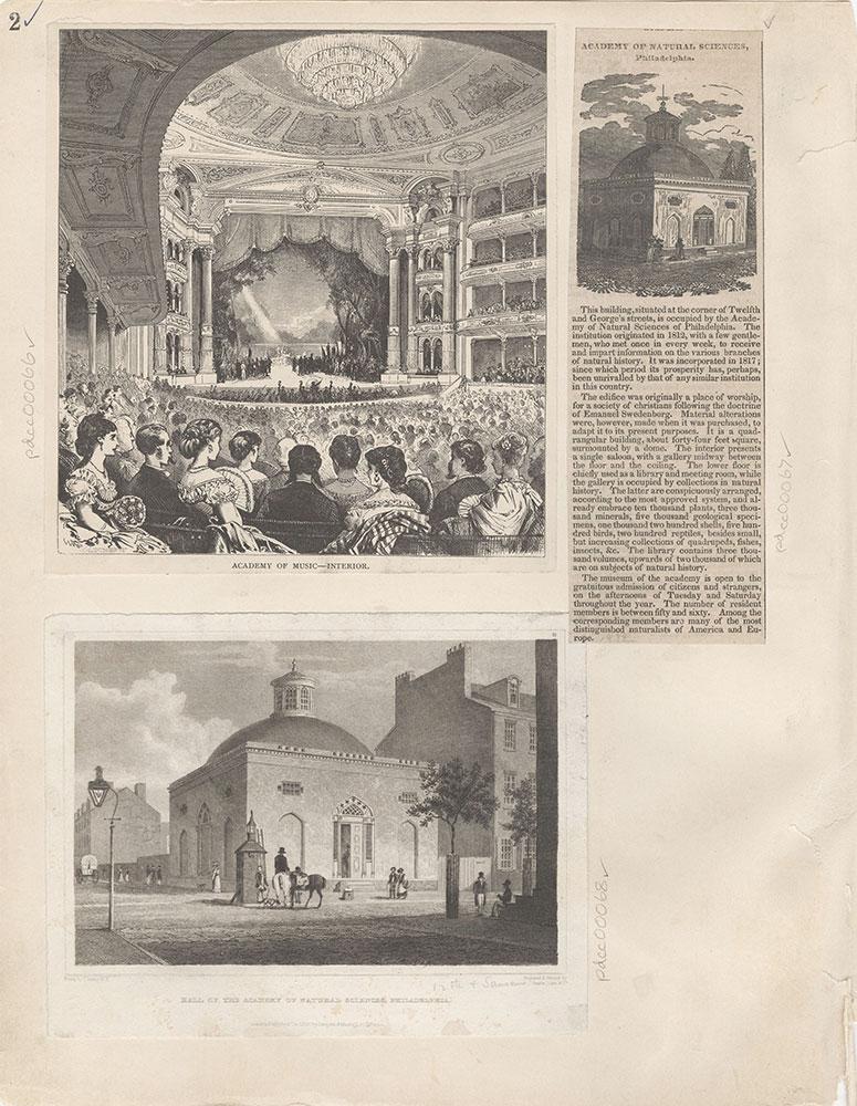 Castner Scrapbook v.2, Theatres, page 2
