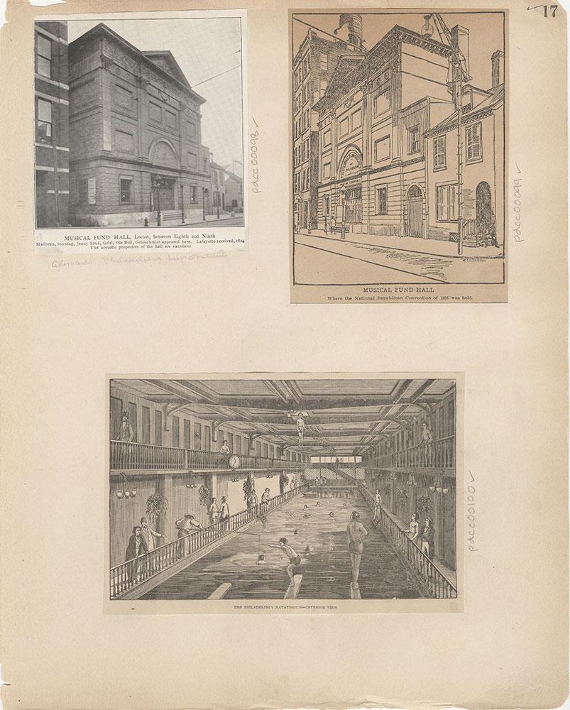 Castner Scrapbook v.2, Theatres, page 17