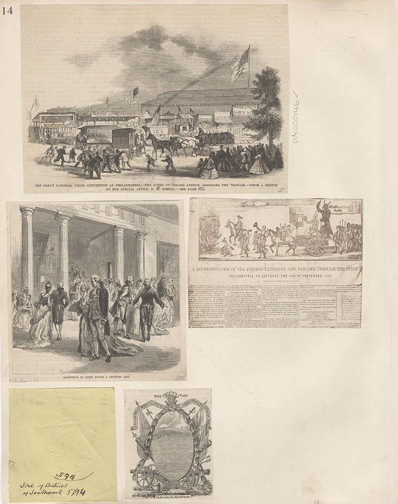 Castner Scrapbook v.3, Events 2, page 14