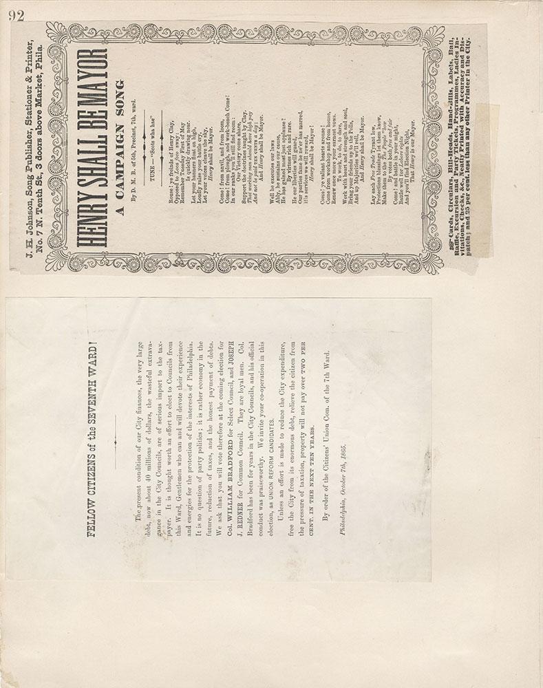 Castner Scrapbook v.3, Events 2, page 92