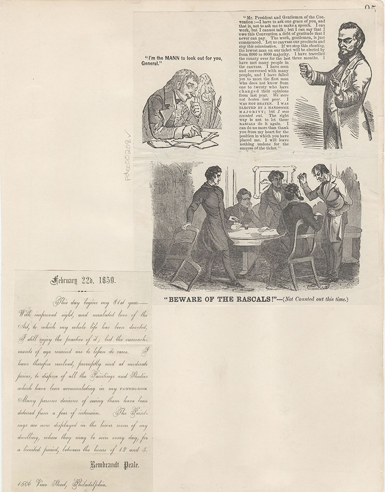 Castner Scrapbook v.3, Events 2, page 95