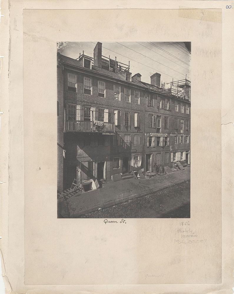 Castner Scrapbook v.5, Old Houses 2, page 00