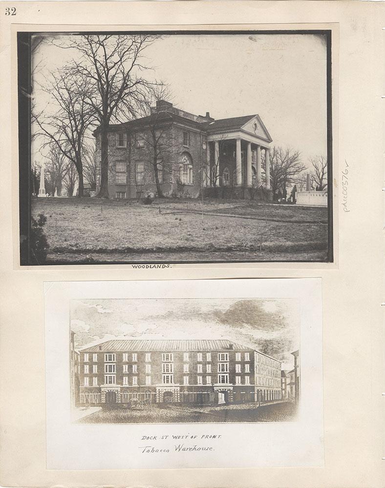 Castner Scrapbook v.5, Old Houses 2, page 32