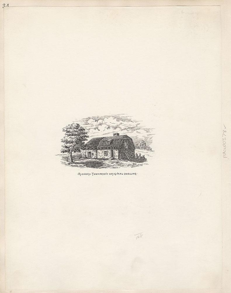 Castner Scrapbook v.5, Old Houses 2, page 34