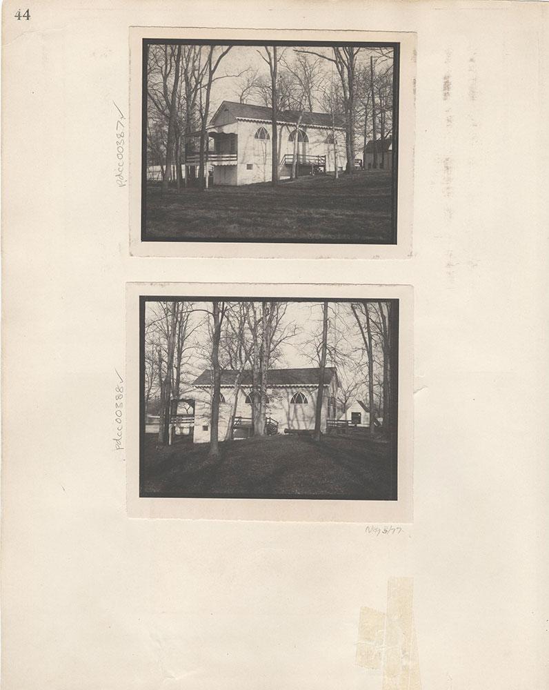 Castner Scrapbook v.5, Old Houses 2, page 44
