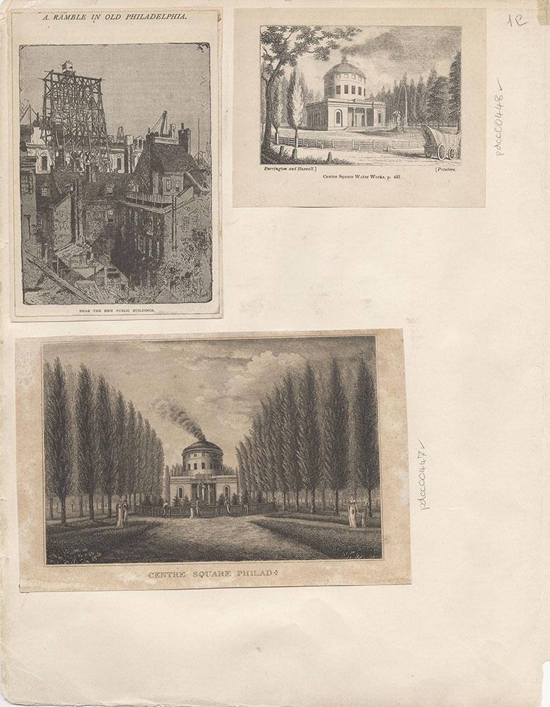 Castner Scrapbook v.6, Market Street, page 1C