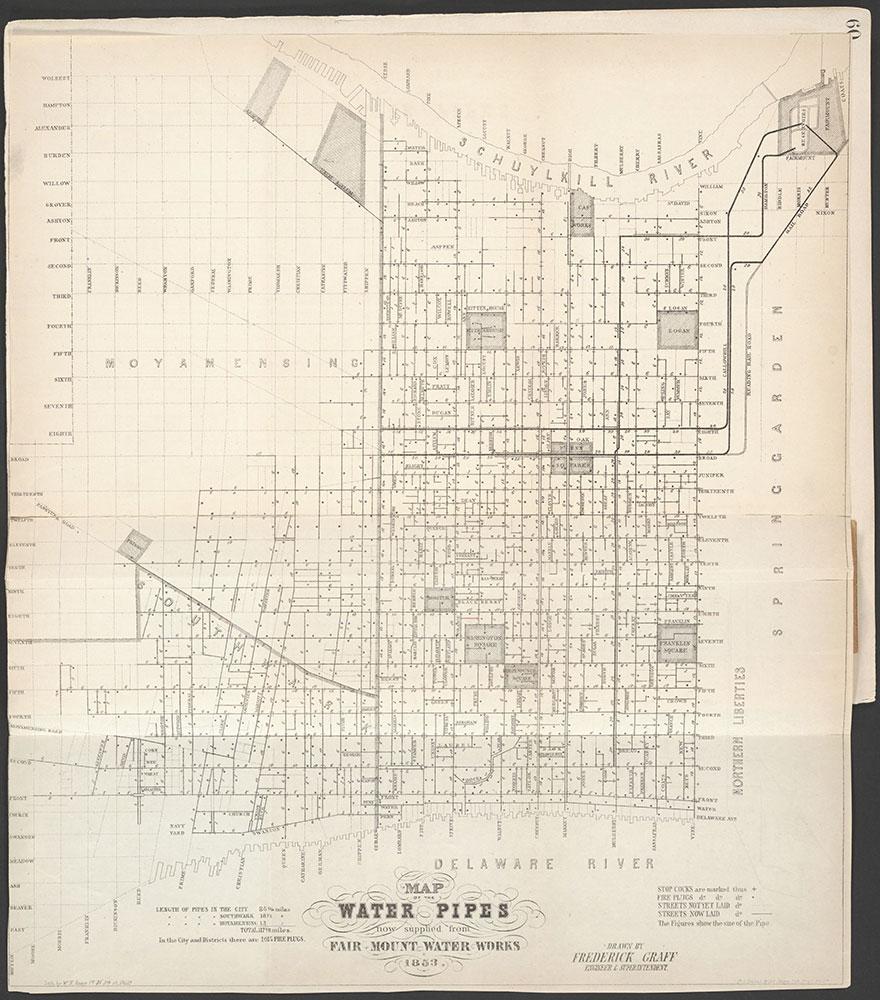 Castner Scrapbook v.7, Walks, Views, Maps, page 60