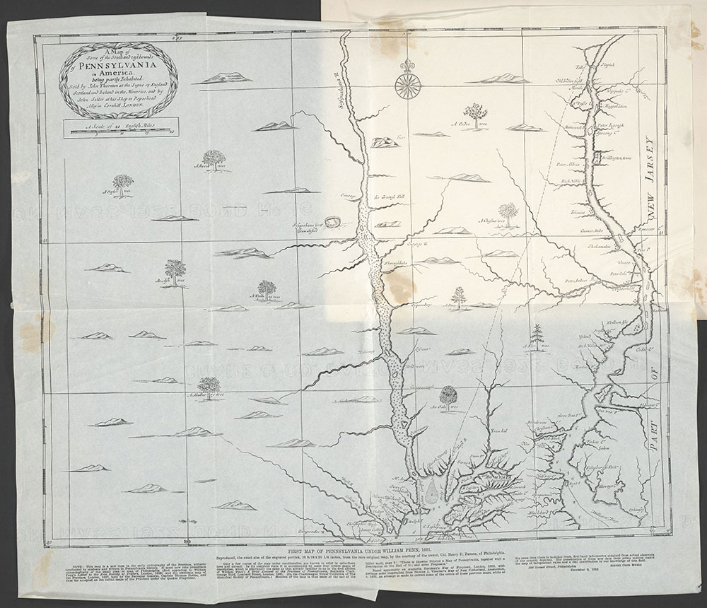 Castner Scrapbook v.7, Walks, Views, Maps, page 87