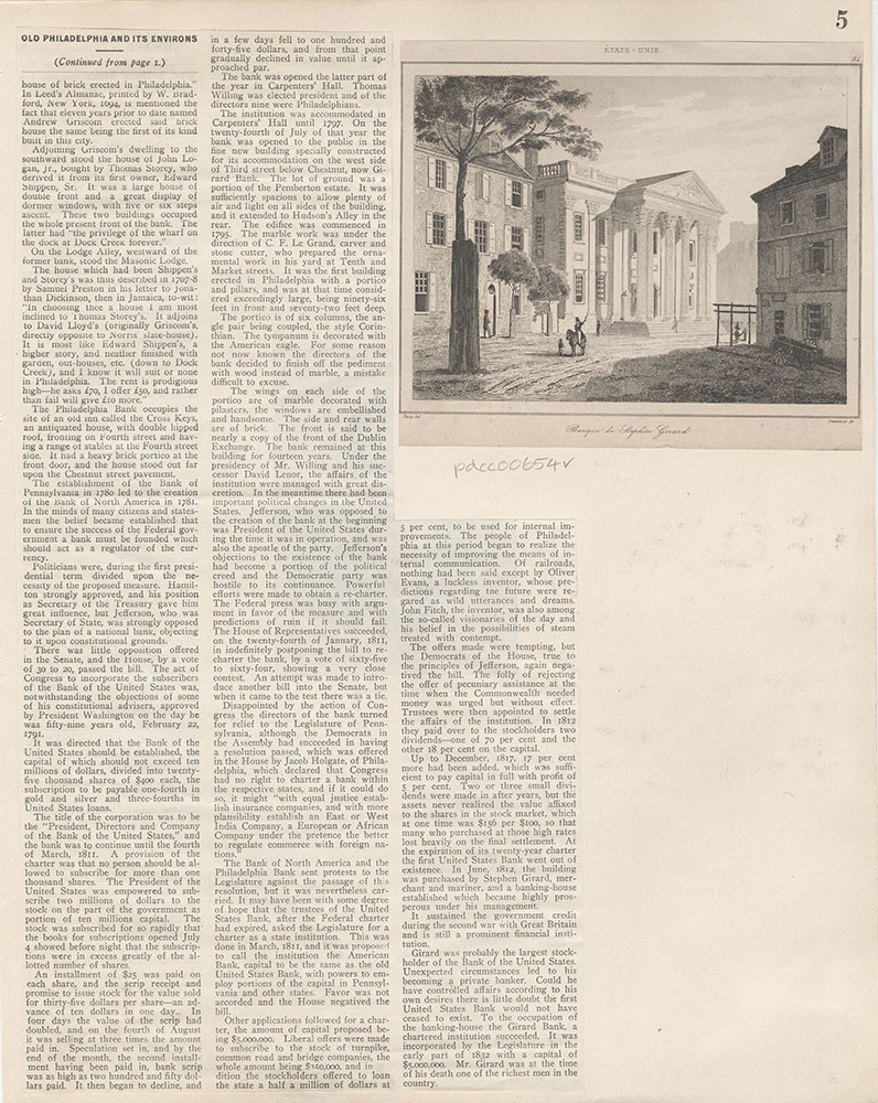 Castner Scrapbook v.8, Financial, page 5