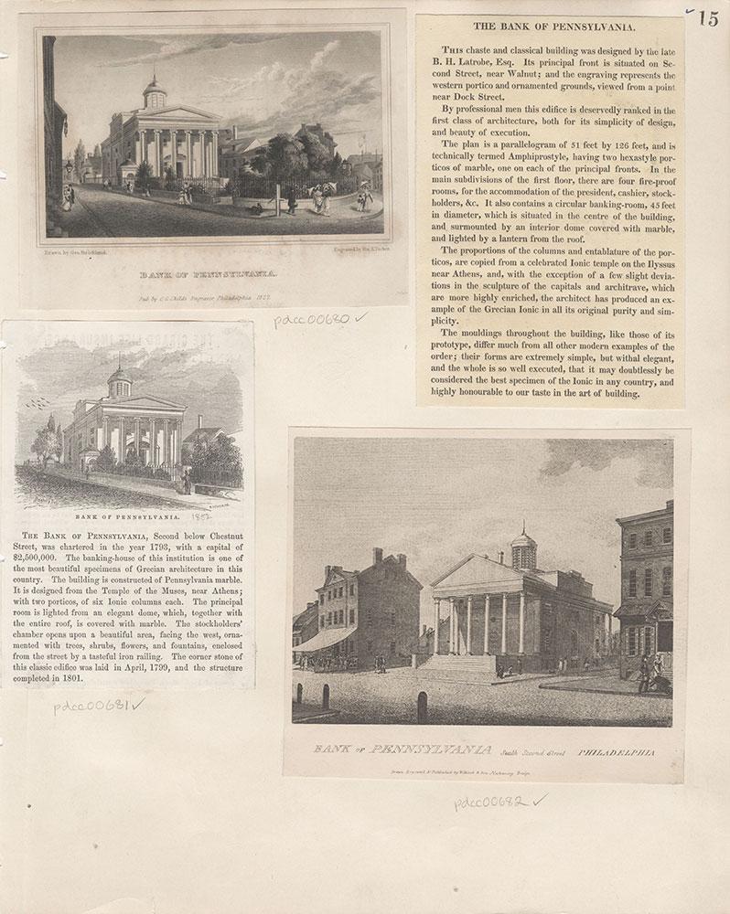 Castner Scrapbook v.8, Financial, page 15
