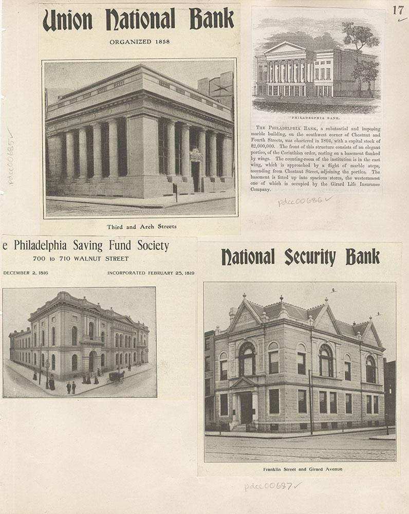 Castner Scrapbook v.8, Financial, page 17