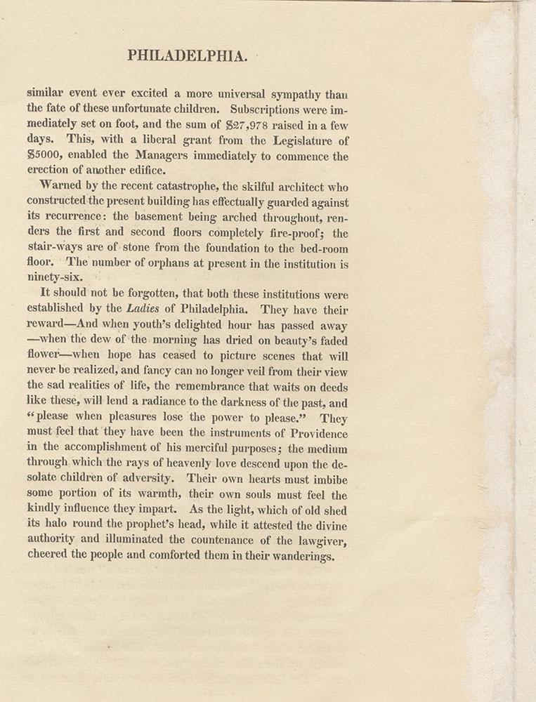 Castner Scrapbook v.9, Hospitals, Charitable, page 11