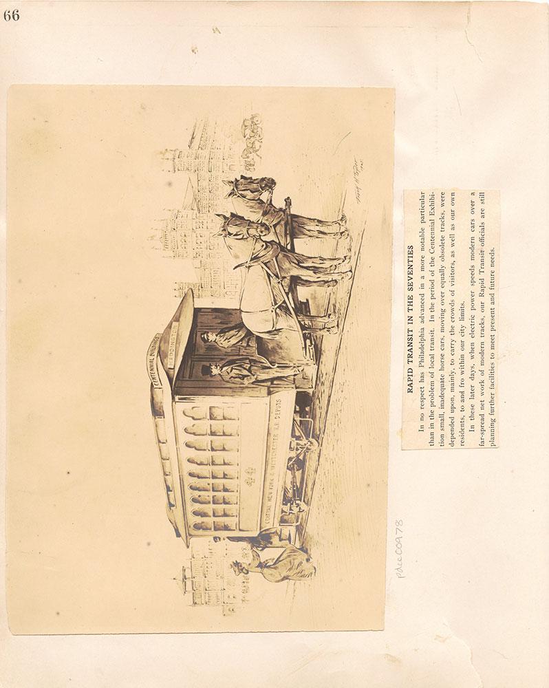 Castner Scrapbook v.10, Transportation, page 66