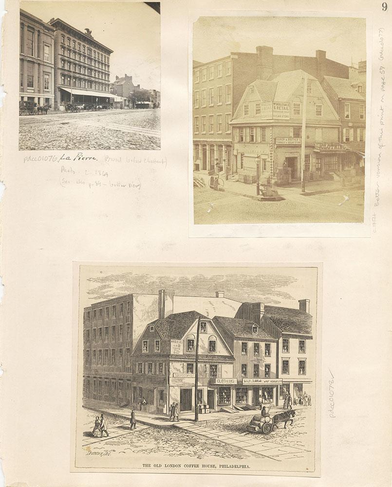 Castner Scrapbook v. 11, Hotels, Inns, page 9