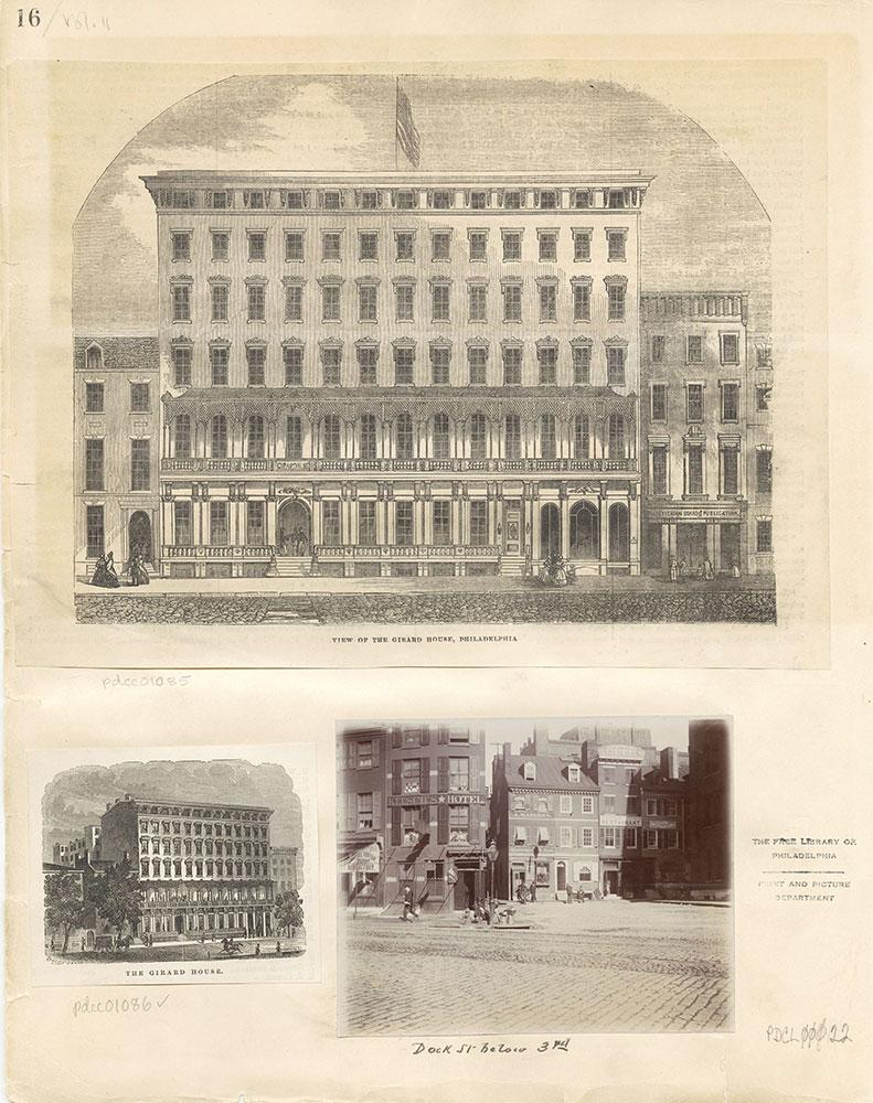 Castner Scrapbook v. 11, Hotels, Inns, page 16