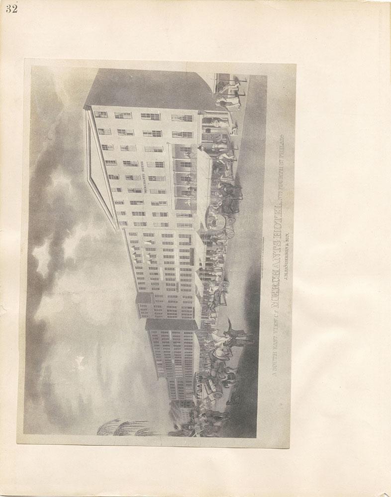 Castner Scrapbook v. 11, Hotels, Inns, page 32
