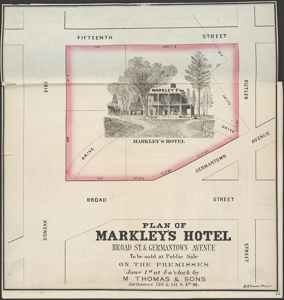 Castner Scrapbook v. 11, Hotels, Inns, page 33