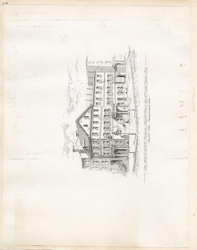 Castner Scrapbook v. 11, Hotels, Inns, page 42