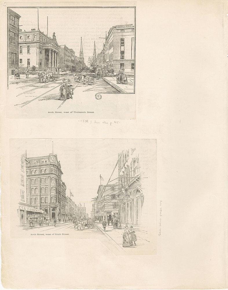 Castner Scrapbook v.12, Streets 1, page 1C