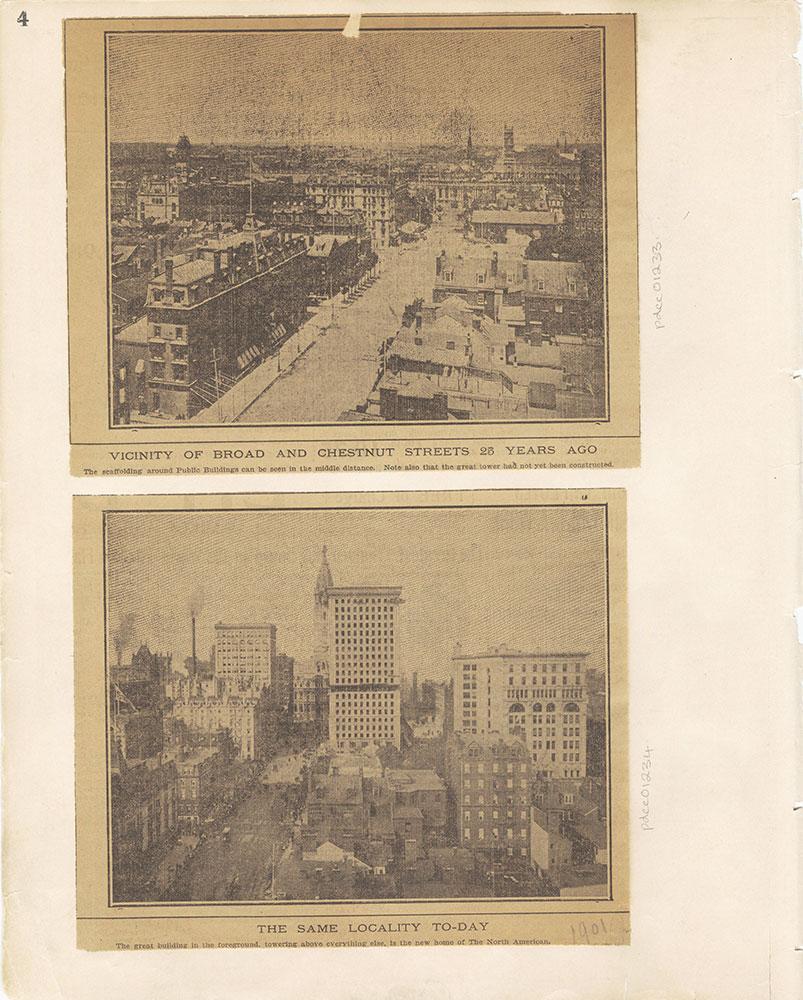Castner Scrapbook v.12, Streets 1, page 4