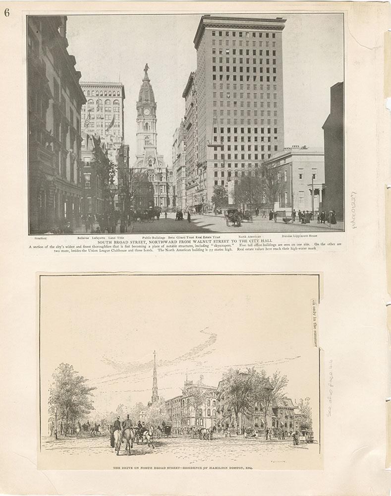 Castner Scrapbook v.12, Streets 1, page 6