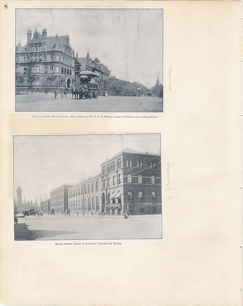 Castner Scrapbook v.12, Streets 1, page 8