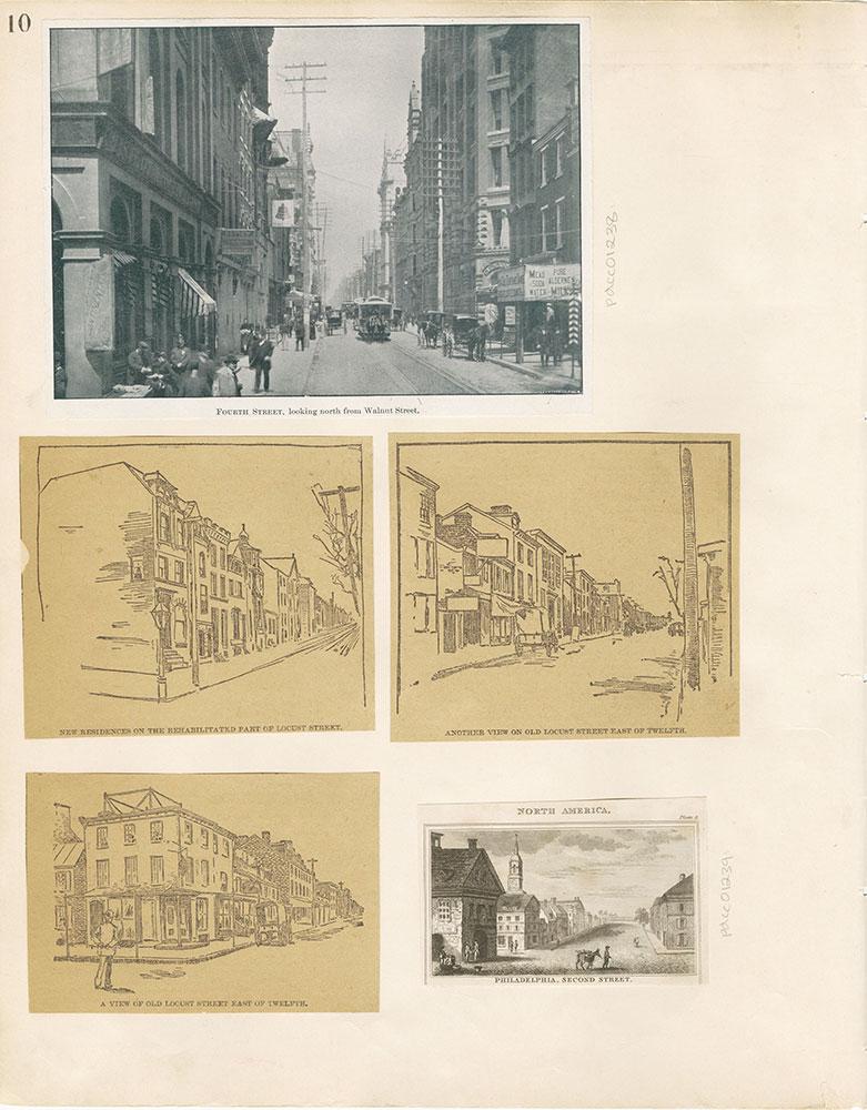 Castner Scrapbook v.12, Streets 1, page 10