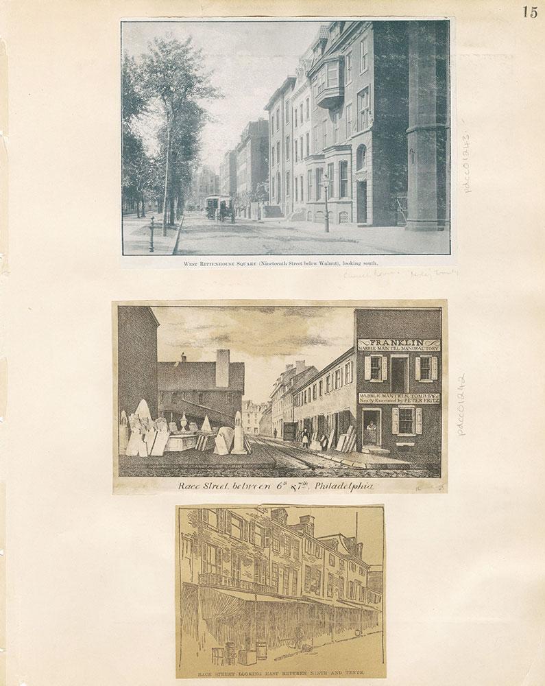 Castner Scrapbook v.12, Streets 1, page 15