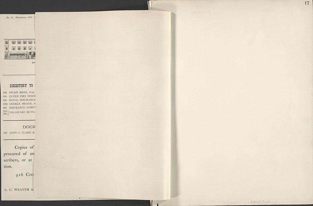Castner Scrapbook v.12, Streets 1, page 17