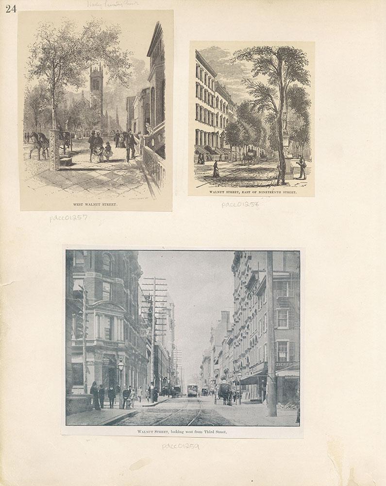 Castner Scrapbook v.12, Streets 1, page 24