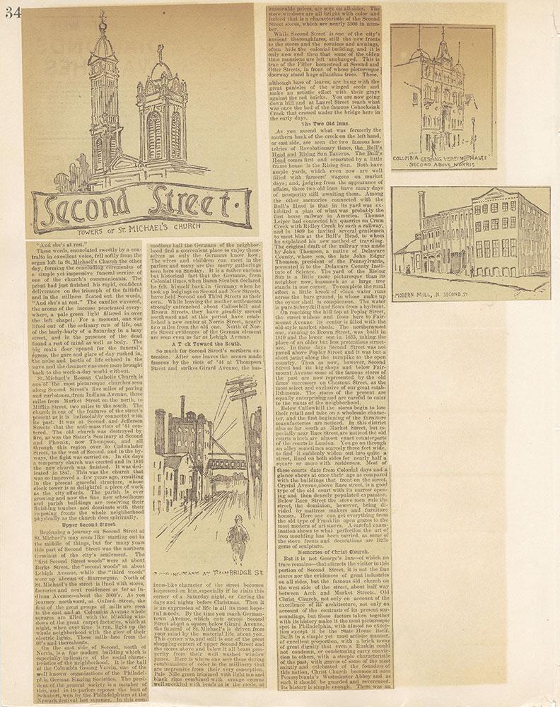 Castner Scrapbook v.12, Streets 1, page 34