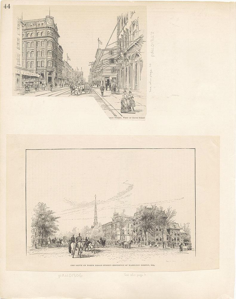 Castner Scrapbook v.12, Streets 1, page 44