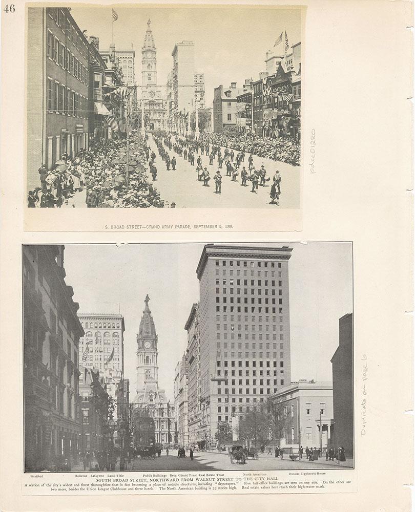 Castner Scrapbook v.12, Streets 1, page 46