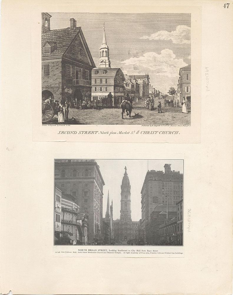 Castner Scrapbook v.12, Streets 1, page 47