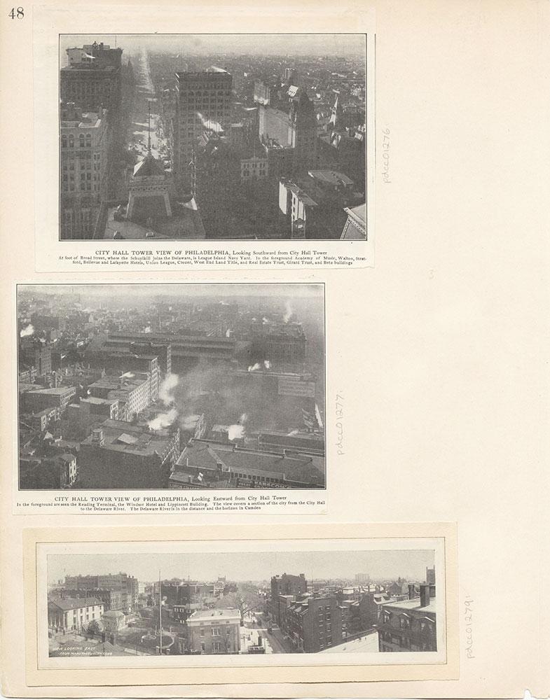 Castner Scrapbook v.12, Streets 1, page 48