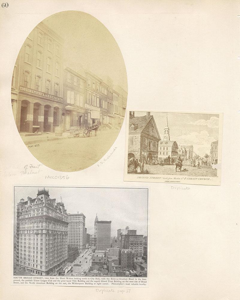 Castner Scrapbook v.12, Streets 1, page 60
