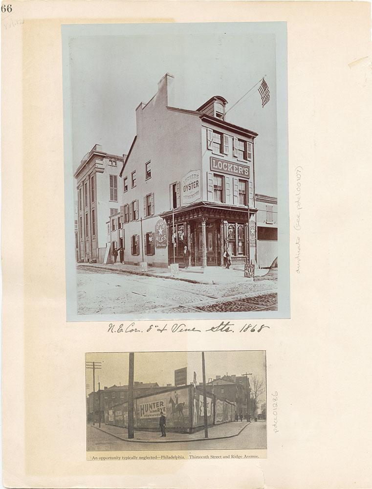 Castner Scrapbook v.12, Streets 1, page 66