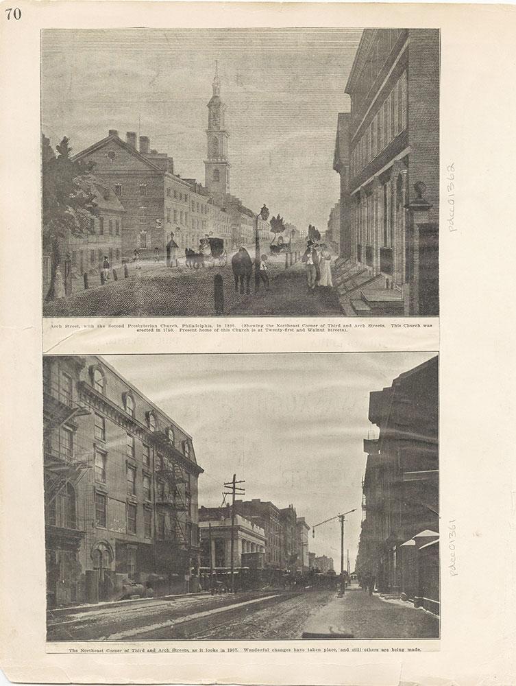 Castner Scrapbook v.12, Streets 1, page 70