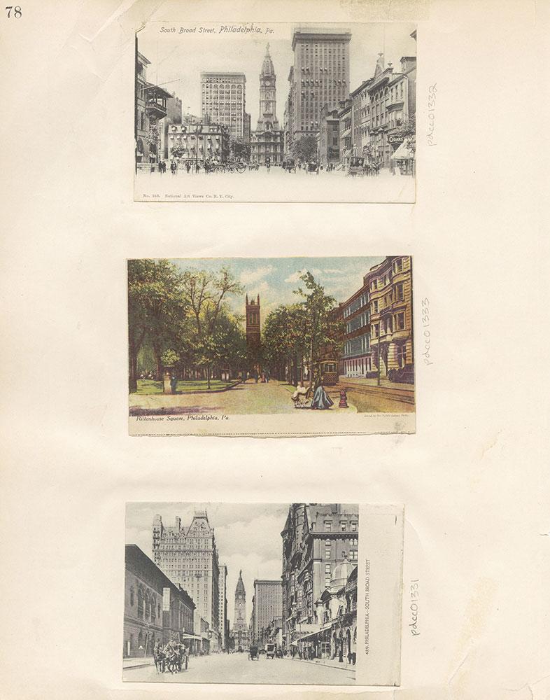 Castner Scrapbook v.12, Streets 1, page 78