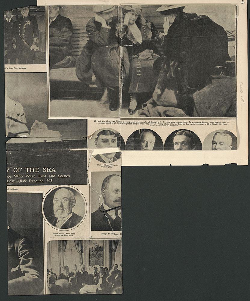 Castner Scrapbook v.12, Streets 1, page 86