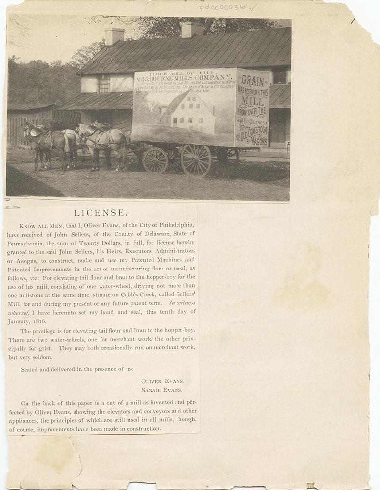 Castner Scrapbook v.1, Events 1, page 16