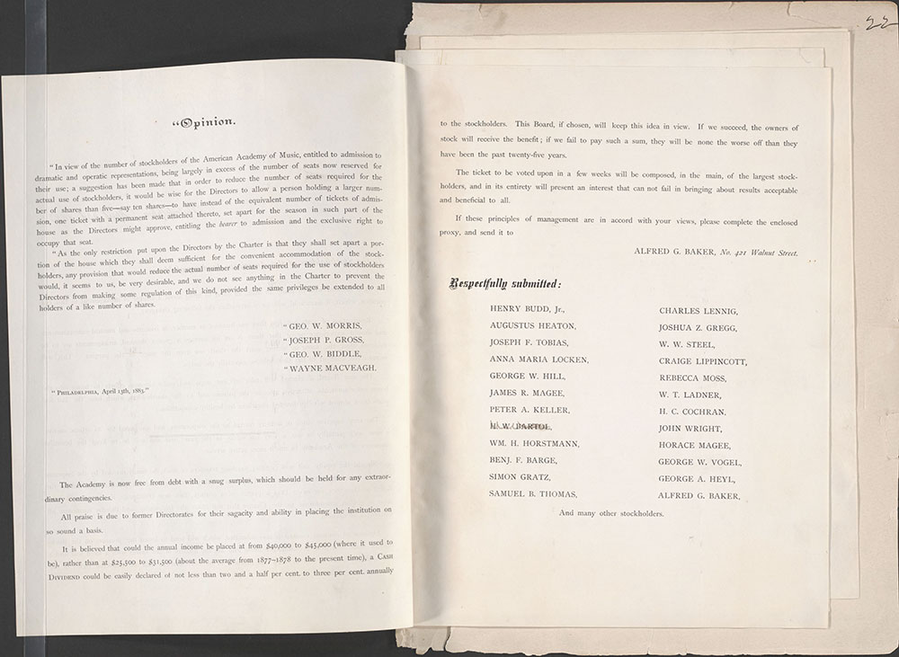 Castner Scrapbook v.1, Events 1, page 22