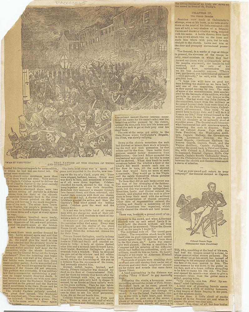Castner Scrapbook v.1, Events 1, page 37