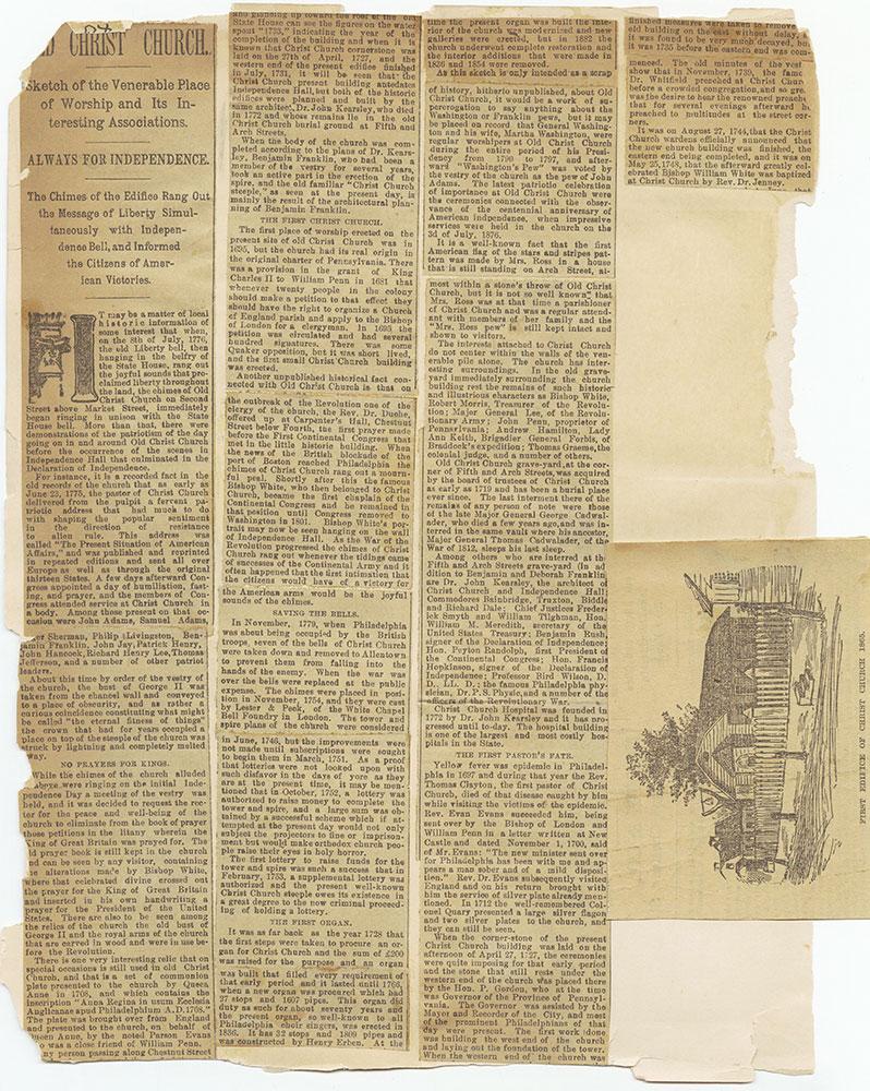 Castner Scrapbook v.1, Events 1, page 41