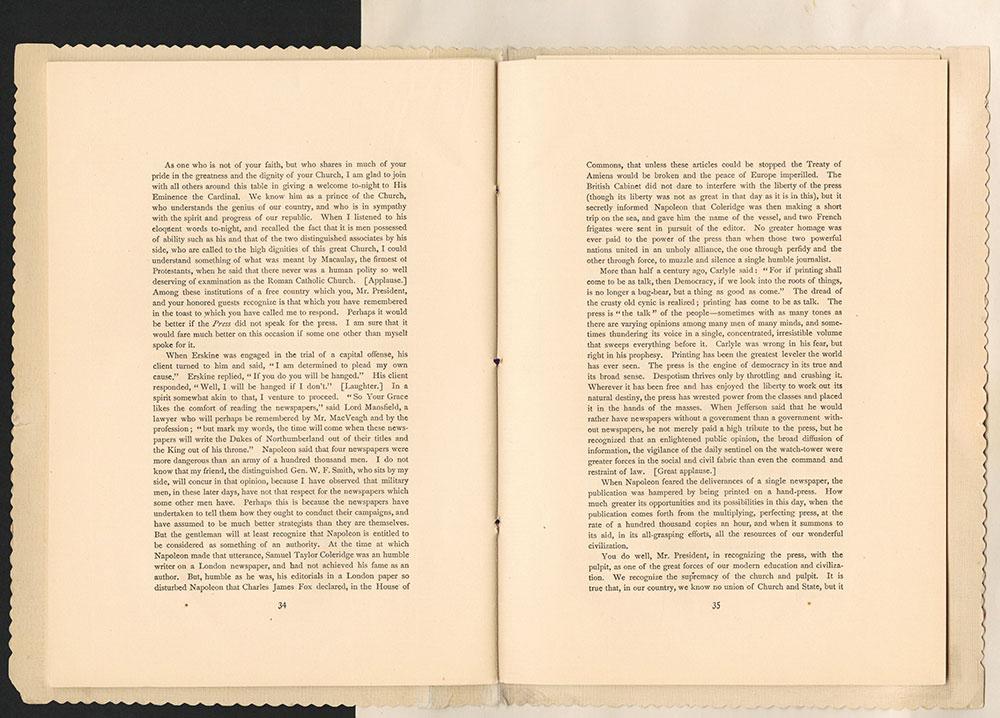 Castner Scrapbook v.1, Events 1, page 52